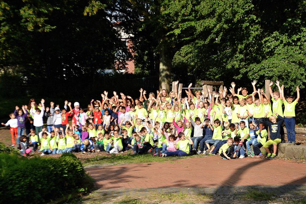 Grundschule Kuhlerkamp Schülerfoto